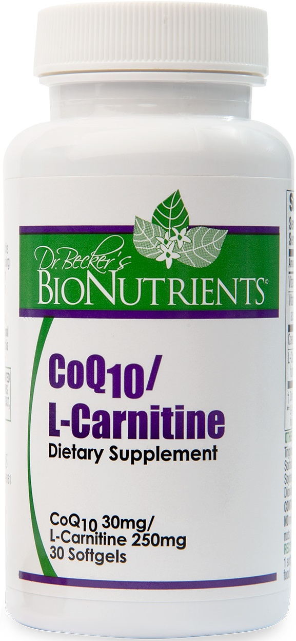 CoQ10/L-Carnitine, 30ct